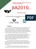 JIA2010 SESIÓN Nº10 (Tópicos)