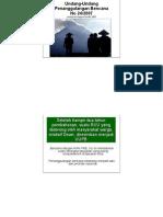 6. Regulasi Penanggulangan Bencana