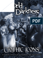 World of Darkness - Gothic Icons