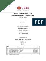 Experiment 4 - Flow Measurement (2)