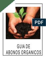 Guia de Abono Organico
