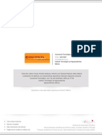 Localización de Objetivos Con Características Específicas Utilizando Integración Sensorial