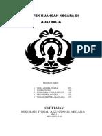 Praktek Kuangan Negara Di Australia