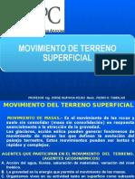 Movimiento Terreno Superficial 05