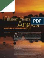 Fifteen Year at Angkor