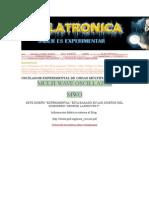 Plano Circuito Oscilante de Lakhovsky