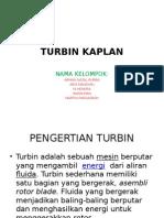 Turbin Kaplan