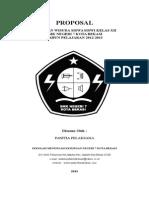 PROPOSAL PELEPASAN KELAS 3.doc