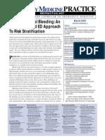 Emp Gastrointestinal Bleeding