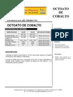 Octoato de Cobalto