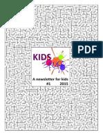 Kids Stuff #1 2015