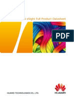 HUAWEI ESight Full Product Datasheet