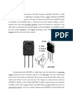 Mosfet,Ic Cd4047,Lm358 Comparator Mini Ups System
