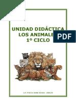 Unidad DidÁctica Los Animales 1º Ciclo