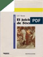 Stone I F - El Juicio De Socrates.pdf