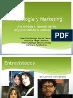 Antropología y Marketing