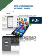 Las Mejores Aplicaciones Para Smartphones Willmer
