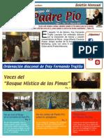 Amigos de Padre Pio Marzo 2015