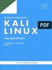 Introduccion Kali Linux