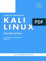 Introduccion Kali Linux