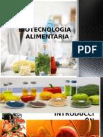 BIOTECNOLOGIA ALIMENTARIA soluciones