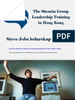 The Shearin Group Leadership Training in Hong Kong