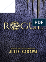 Rogue by Julie Kagawa - Chapter Sampler