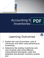 Topic 4 - Accounting for Invetories