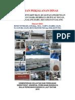 Pemantauan Usaha Budidaya, Penyakit Dan Kualitas Lingkungan Di Pulau Nguan