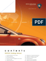 Annual Report of PROTON 2006