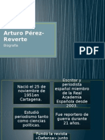 Arturo Perez Ppt