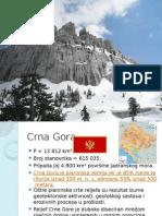 Planinsko - Kotlinska Crna Gora