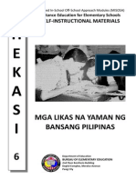 13Mga Likas Na Yaman Ng Bansang Pilipinas
