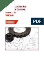 Tribological Design Guide Part 5 Wear