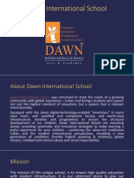 Dawn International School Kochi
