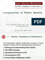 Introduction to Power Quality