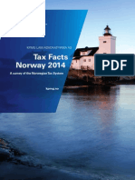 Norway Tax facts April 10 2014