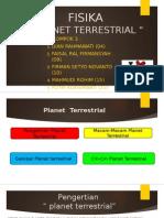 Kelompok 3_Planet Terrestrial