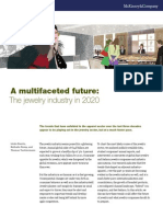 A Multifaceted Future the Jewelry Industry in 2020