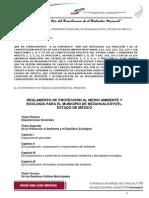 Reglamento de Proteccion Al Medio Ambiente y Ecologia_08!11!2012