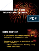 Mammalian Cell Bioreactor System