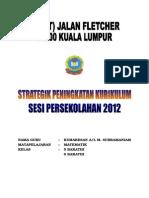 Strategik Maths Thn 5
