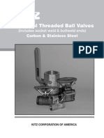 Ball Valve - Weight Reference
