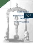 Franz Bardon 100th Anniversary Exhibition