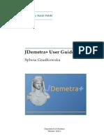 JDemetra+ User Guide