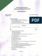 Boe Exam Paper Oct 2012