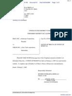 eBay Inc., v. Nikon Inc., - Document No. 6