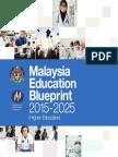 3. Malaysia Education Blueprint 2015-2025 (Higher Education)