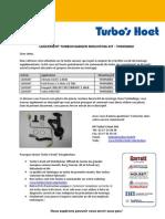 Especificación Montaje Turbo 307