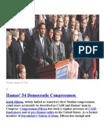 Obama &  54  DEMOCRAT Congressmen Luvs HAMAS